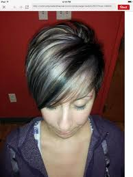 grey hair with highlights and low lights for older women 103 best grey locks images on pinterest long hair make up looks