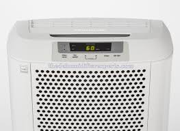 frigidaire fad504dwd energy star 50 pint dehumidifier review the