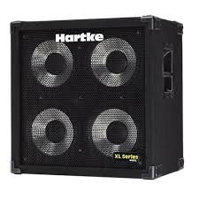 hartke 410xl bass cabinet hartke xl series 410xl 400w 8ohm 4x10 aluminum cone bass speaker
