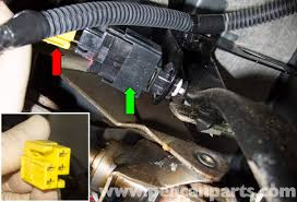 volvo v70 brake light switch replacement 1998 2007 pelican