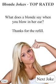 Funny Blonde Memes - blonde jokes top rated iphone reviews at iphone quality index