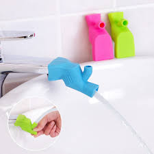 kitchen tap silicone water faucet extender kids bathroom washing