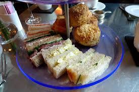 afternoon tea crosby street hotel serious eats