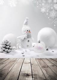 Christmas Photo Backdrops Sjoloon Christmas Photography Background Snowman Photography