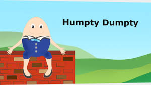 Poems About Halloween That Rhymes by Humpty Dumpty Rhyme Youtube