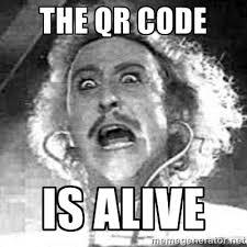 Meme Qr Code - are qr codes dead yet lita blog