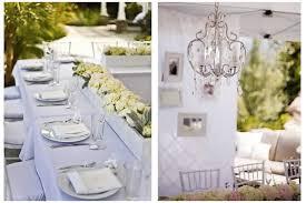 wedding showers classic white martha stewart inspired bridal shower the yes