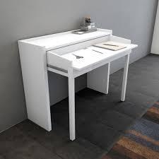 bureau console extensible console bureau extensible 16 mel drawer