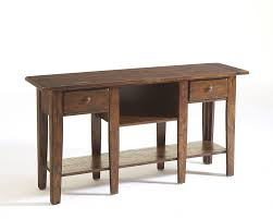 oak sofa tables attic heirlooms sofa table broyhill broyhill furniture
