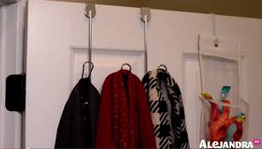 video how to organize the coat closet or front closet