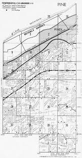porter county indiana genweb township plat maps 1969