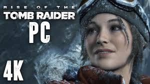 rise of the tomb raider 2015 game wallpapers rise of the tomb raider pc 4k 60fps gameplay youtube