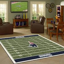 Football Field Area Rug New Patriots Nfl Football Field Rug Fan Rugs
