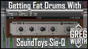 si e auto 0 1 2 getting drums with soundtoys sie q