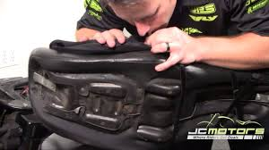 Ltv Seat Cushion Air Hawk Seat Cushion Install Youtube