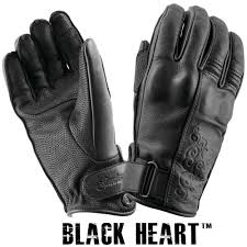 motorcycle gloves speed and strength women u0027s black heart short cuff motorcycle