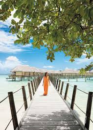 10 resorts with stunning overwater villas destinasian