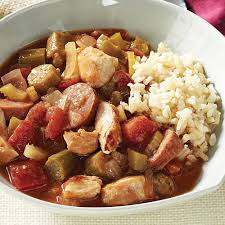 diabetic dishes chicken and sausage gumbo diabetes forecast