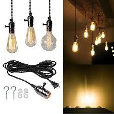 Pendant Light Socket Socket By Soofoo Lamp Socket Vintage Style Cord On Off Switch