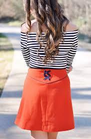 Nautical Theme Fashion - nautical stripes nautical fashion red and navy fashion spring