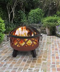 Clay Fire Pit 10 Best Outdoor Fire Pit Ideas To Diy Or Buy