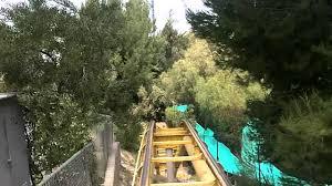 Goldrusher Six Flags Magic Mountain Goldrusher Six Flags Magic Mountain Youtube