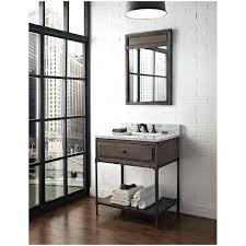 Open Shelf Bathroom Vanity Vanity With Open Shelves Medium Image For Vanity Design Open Shelf