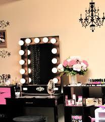 Beauty Vanity With Lights How To Make A Makeup Mirror With Light Bulbs Makeup Vidalondon