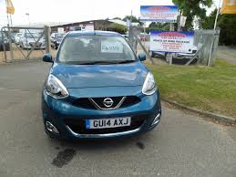 nissan micra active mileage used 2014 nissan micra 1 2 tekna 5dr just 11425 miles for sale in