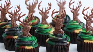 Nerdy Nummies Halloween Cakes Camouflage Deer Hunter Cupcakes Nerdy Nummies Youtube