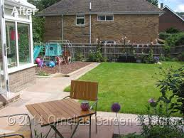 small garden design tunbridge wells after in ornellas designs