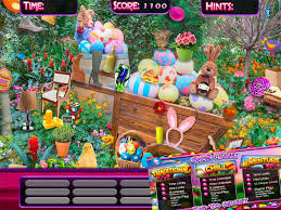 easter games hidden objects easter spring garden object game android apps