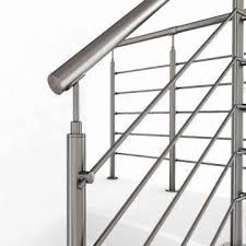 Stainless Steel Banister Rail Stainless Steel Railings And Handrails Railing Fontanot Inox 20