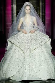 zuhair murad brautkleider luxurious arabic wedding dresses 2017 zuhair murad v neck handmade