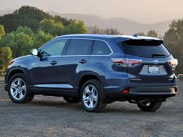 mileage toyota highlander review 2015 toyota highlander hybrid ny daily