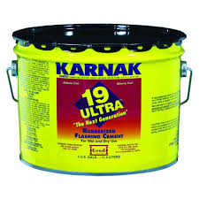 Henry Rubberized Wet Patch by Karnak 3 Gal Rubberized Wet And Dry Asphalt Flashing Cement 19