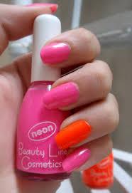 kristine tsiknaki fashion u0026 lifestyle neon nail polish