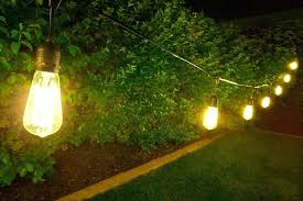 commercial outdoor string lights decorative commercial outdoor lighting exotic outdoor string lights