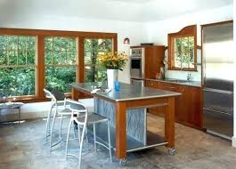 movable kitchen island designs classic kitchen ideas with wooden dark brown movable kitchen islands