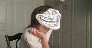 Troll Meme Mask - troll face dangerous method trollface coolface problem