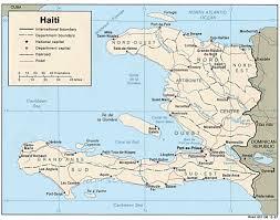 Coordinates Map Detailed Administrative Map Of Haiti Haiti Detailed