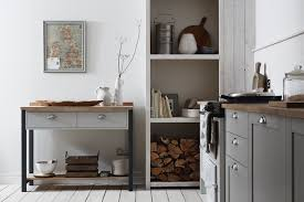 get the perfect shaker look for your kitchen with howdens grey