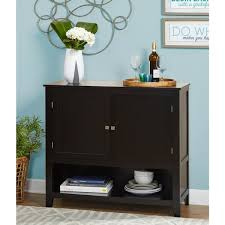 montego sofa simple living montego black wooden buffet free shipping today