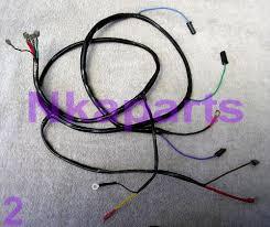 holden lh lx uc v8 308 253 torana engine wiring loom slr ebay