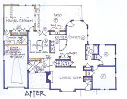 54 room addition floor plans ranch home addition floor plans
