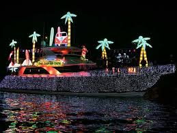 huntington harbor cruise of lights lights on the water los angeles magazine
