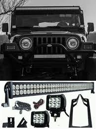jeep grand cherokee light bar led light bars u2013 offroad auto parts