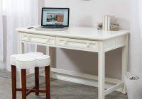 mirrored writing desk best of whitney mirrored writing desk chrome