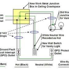 extraordinary light switch junction box wiring diagram inspiring