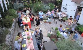 pro portfolio after backyard makeover the party moves outdoors